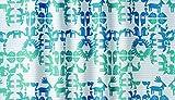 SUMINOEその他 ドレープカーテン ファーム(100×178cm) V1260BG ブルーグリーンの画像