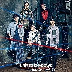 UNITED SHADOWS(初回限定盤B)