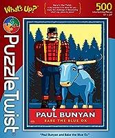 ポール・バニヤンとBabe the Blue Ox