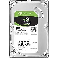 """Seagate BarraCuda 3.5"""" 1TB 内蔵ハードディスク HDD 2年保証 6Gb/s 64MB 720…"""