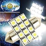 プリウス ルームランプ 12連 LED T10×31mm ホワイト 1個 as58