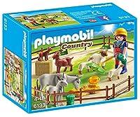 Playmobil Country Farm Animal Pen