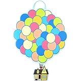 Up - Balloon House Convertible Mini Backpack