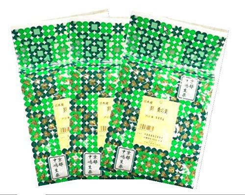京都で創業百二十余年中嶋生薬の健康茶 国産 桑の葉 たっぷり500g×3個セット