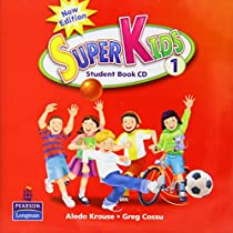 SuperKids (2E) Level 1 Class CDs (2)