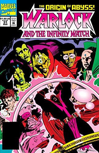 Download Warlock and the Infinity Watch (1992-1995) #31 (English Edition) B01FT7WM36