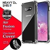 Samsung Galaxy S10E 5.8 inch Case, Shockproof Clear Gel Heavy Duty Tough Anti Knock Air Cushion Cover (Galaxy S10E 5.8inch)