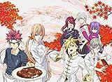 第3期「食戟のソーマ 餐ノ皿」BD-BOXが3月リリース