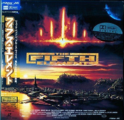 フィフス・エレメント [Laser Disc][ブルース・ウィリス][Laser Disc]