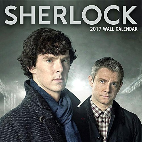 Sherlock 2017 Calendar