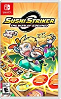 Sushi Striker: The Way Of The Sushido (輸入版:北米) - Switch