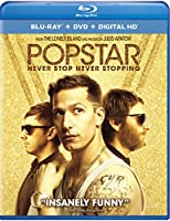 Popstar: Never Stop Never Stopping [Blu-ray] [Import]