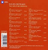David Oistrakh The Great Recordings 画像