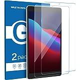 SA8タブレット用 ガラススクリーンカバー キズ防止 指紋付着防止 クリアシールド ガラススクリーンカバー 2パック