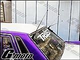 Z17-1 車用 FM AM ラジオ アンテナ 旧車 ケンメリ ケンメリ ヨンメリ ハコスカ K...