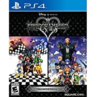 Kingdom Hearts 1.5 + 2.5 Remix (輸入版:北米) - PS4
