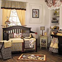 Delilah 4 Piece Baby Crib Bedding Set by Cocalo Couture by Cocalo