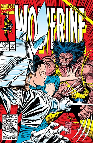 Download Wolverine (1988-2003) #56 (English Edition) B01N7KN7P3