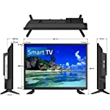 "24"" Full HD LED Television/Smart Wi-Fi TV + HD Tuner 12V/24V/240V"