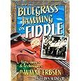 Bluegrass Jamming on Fiddle (Book & CD set)