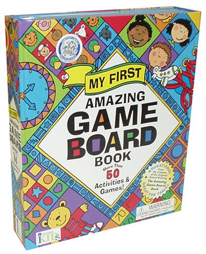 My First Amazing Game (Amazing Game Board Books)の詳細を見る