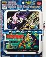 NINTENDO 3DS LL専用 ドラゴンボール改 カスタムハードカバー B柄