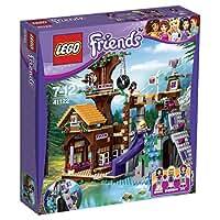 """レゴ (LEGO) フレンズ アドベンチャーキャンプ""""ツリーハウス"""