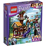 LEGO Friends Adventure Camp Tree House 41122