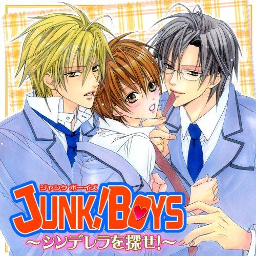 JUNK!BOYS~シンデレラを探せ!~の詳細を見る