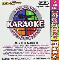 Drew's Famous Karaoke Greatest Hits of 80's