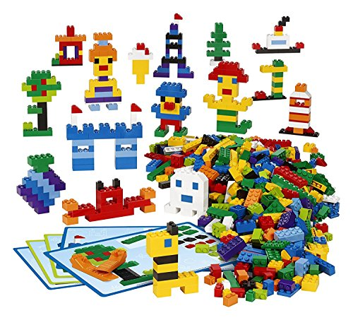 LEGO レゴ たのしい基本ブロックセット 45020 【国...