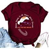 Women Belong in All Places RBG Ruth Bader Ginsburg T Shirt Feminist Ladies Power Female top