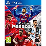 eFootball PES 2020 (PS4) by Konami from England.