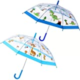 Kids Umbrellas for Rain,Umbrellas 2 Pack for Kids