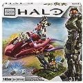 メガブロック ヘイロー カバナント スペクター アンブッシュ 97110 Mega Bloks Halo - Covenant Spectre Ambush [並行輸入品]