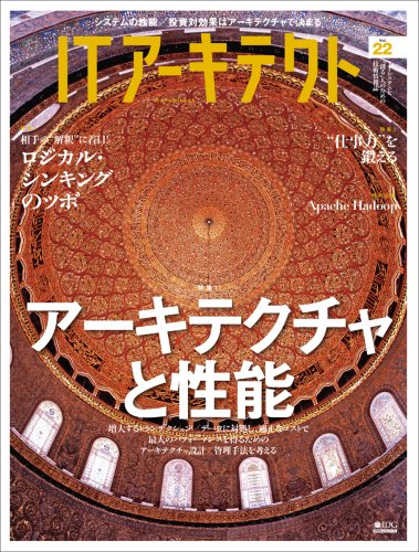 ITアーキテクト Vol.22 (IDGムックシリーズ)の詳細を見る