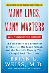 MANY LIVES MANY MASTERS - 20TH ANNIVERSARY EDITION - With a New Afterword by the Author ハードカバー