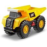 Caterpillar CAT Tough Machines Toy Dump Truck with Lights & Sounds