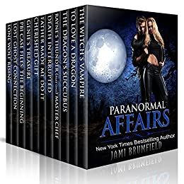 Paranormal Affairs by [Brumfield, Jami]