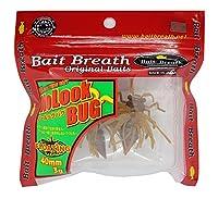 Bait Breath(ベイトブレス) ワーム ノールックバグ #612 キャラメルバグ.
