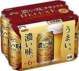 キリン 濃い味デラックス 6缶パック 350ml×6本