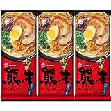 マルタイ 熊本黒マー油とんこつラーメン 2食入 186g×3袋