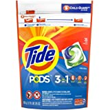 Tide Pods Original Liquid Laundry Detergent Pacs, 35 Count