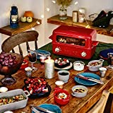 ブルーノ トースターグリル BRUNO Toaster Grill [ レッド / BOE033 ]