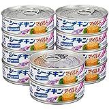 [Amazonブランド]SOLIMO シーチキン マイルド 70g×10缶
