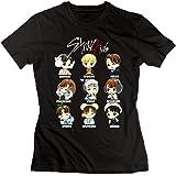 Quxiangy Stray Kids Kpop Fan Women's T-Shirt