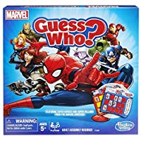 Guess Who? Game: Marvel Edition [並行輸入品]