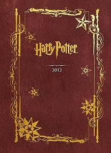 ハリー・ポッター 2012年 A6手帳ロゴ IDE-34