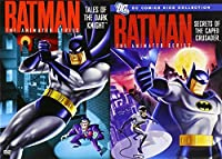 DC Comics Animated DVD Collection - Batman: Tales of the Dark Knight & Secrets of the Caped Crusader 2-Pack 8 Episodes [並行輸入品]