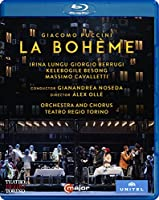 プッチーニ : 歌劇 「ラ・ボエーム」 (Giacomo Puccini : La Boheme / Gianandrea Noseda | Teatro Regio Torino) [Blu-ray] [輸入盤] [日本語帯・解説付]